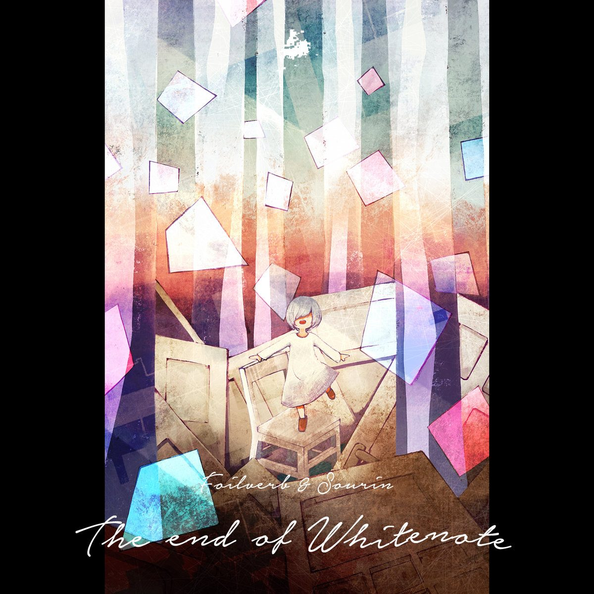 "Foilverb & Sourin – ""The End of Whitenote"""